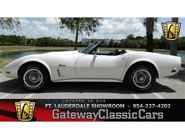 1973 Chevrolet Corvette | 888761
