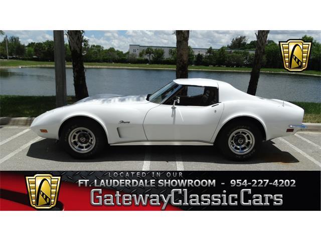 1973 Chevrolet Corvette | 888762