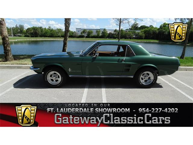 1967 Ford Mustang | 888766