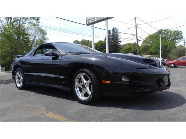 2001 Pontiac Firebird Trans Am | 888767