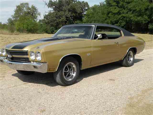 1970 Chevrolet Chevelle SS | 880877