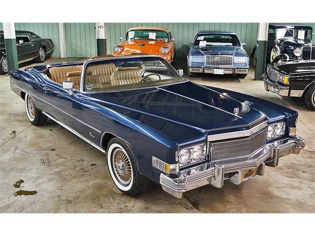 1974 Cadillac Fleetwood Eldorado | 888776