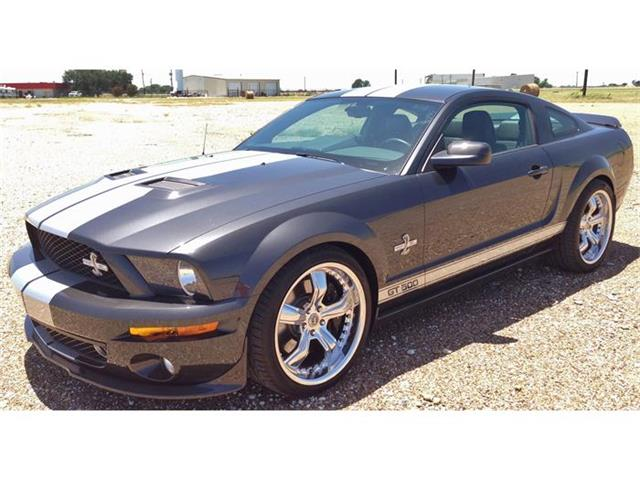 2007 Shelby GT500 | 880878