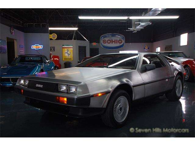 1981 DeLorean DMC-12 | 888783