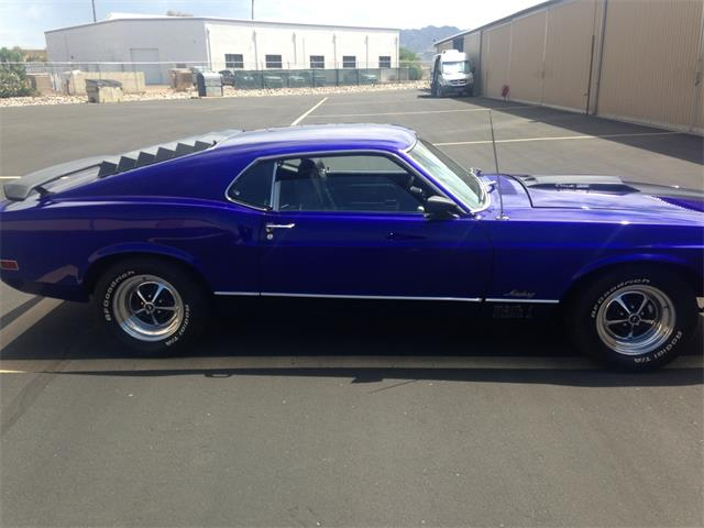 1970 Ford Mustang Mach 1 | 888787