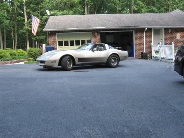 1982 Chevrolet Corvette | 888791