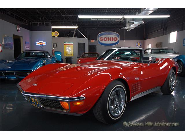 1972 Chevrolet Corvette | 888792