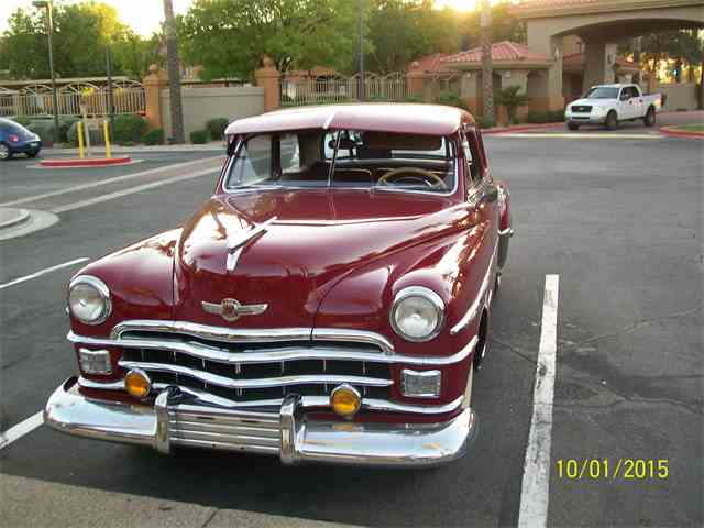 1950 Chrysler Windsor | 888794