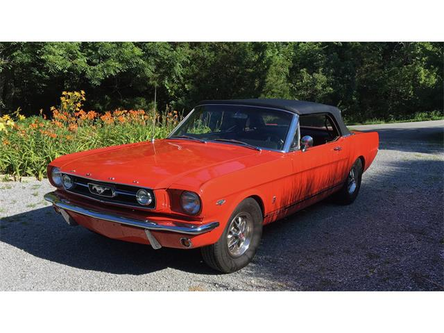 1966 Ford Mustang GT | 888804
