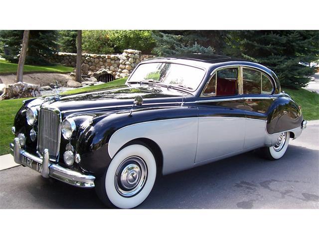 1960 Jaguar Mark IX | 888812