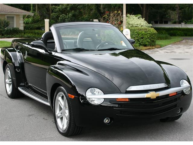 2004 Chevrolet SSR | 888817