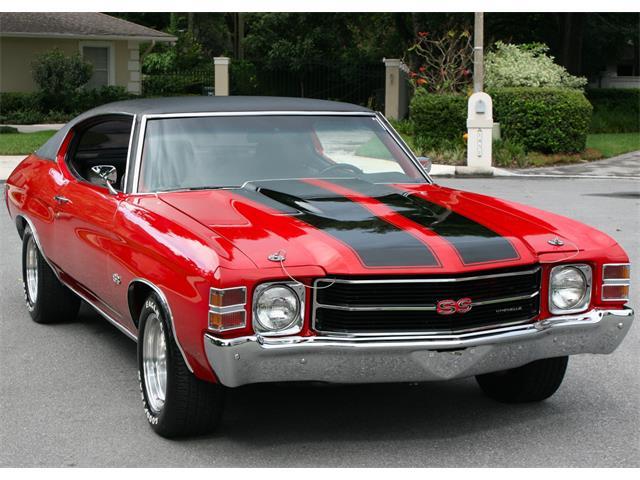 1971 Chevrolet Chevelle | 888818