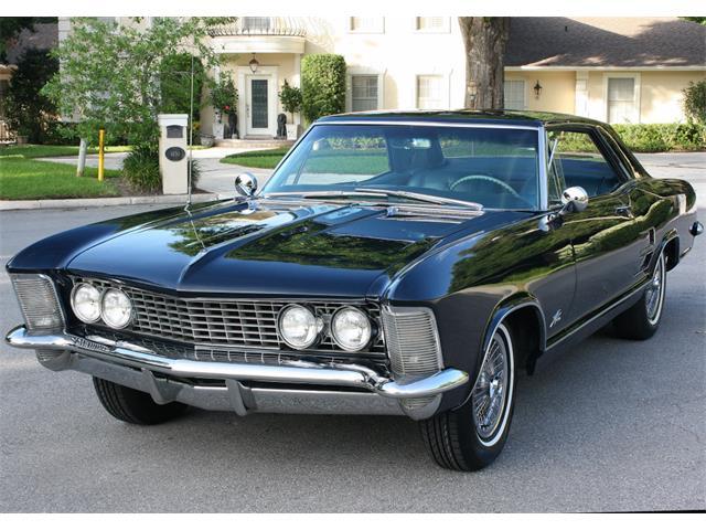 1963 Buick Riviera | 888819