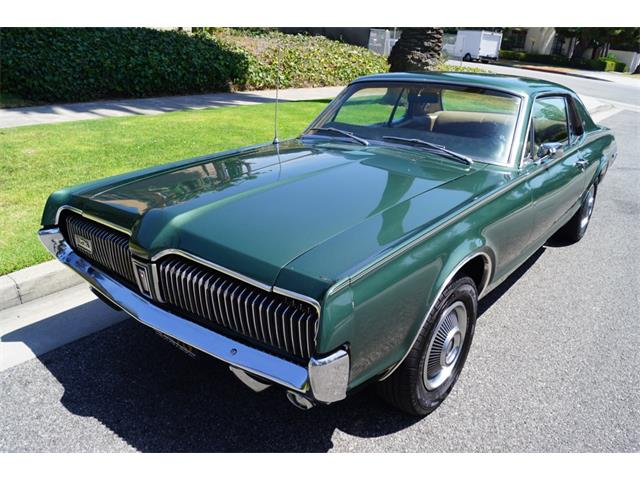 1967 Mercury Cougar XR7 | 888820
