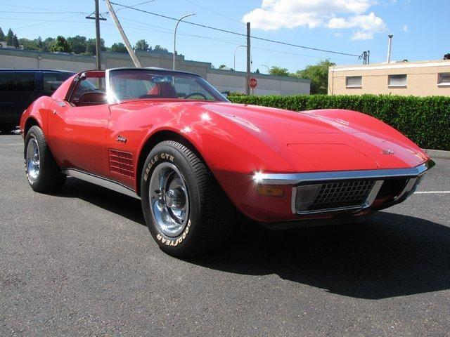 1971 Chevrolet Corvette | 888830