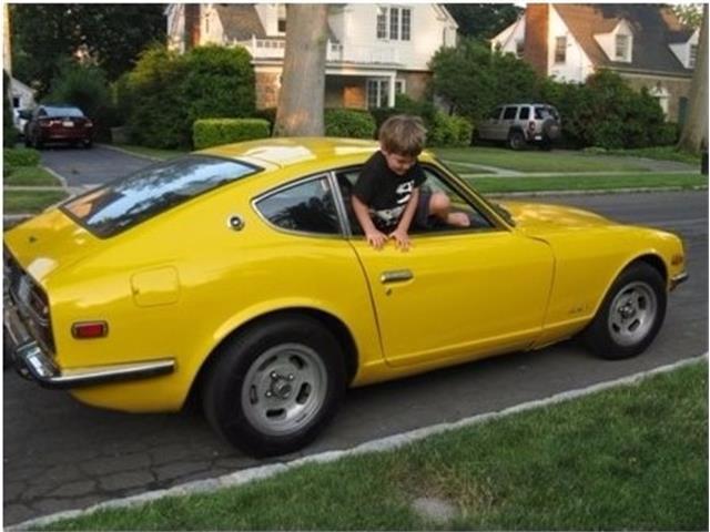 1972 Datsun 240Z   888836