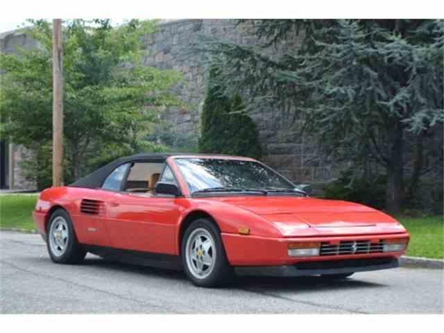1989 Ferrari Mondial | 888837