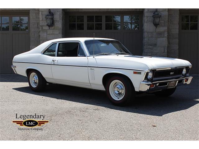 1969 Chevrolet Nova SS | 888840