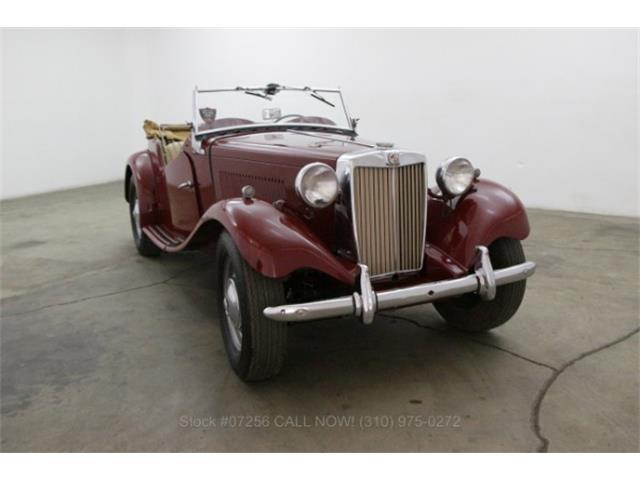 1953 MG TD | 888842