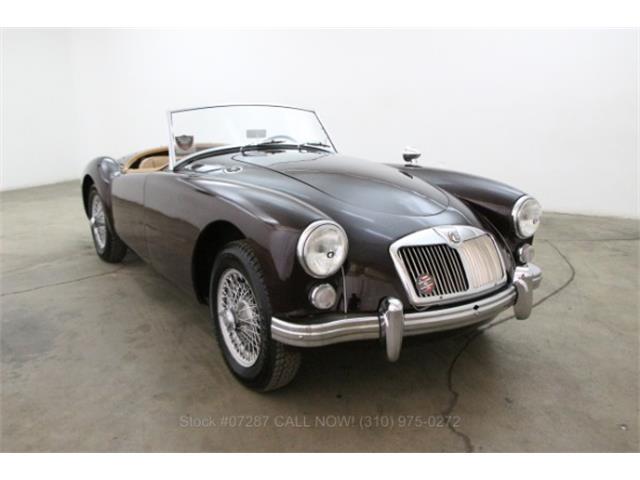 1961 MG Antique   888849