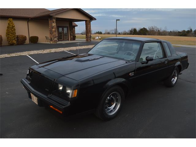 1987 Buick Grand National | 880885