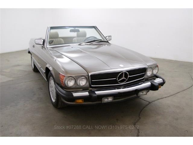 1988 Mercedes-Benz 560SL | 888850