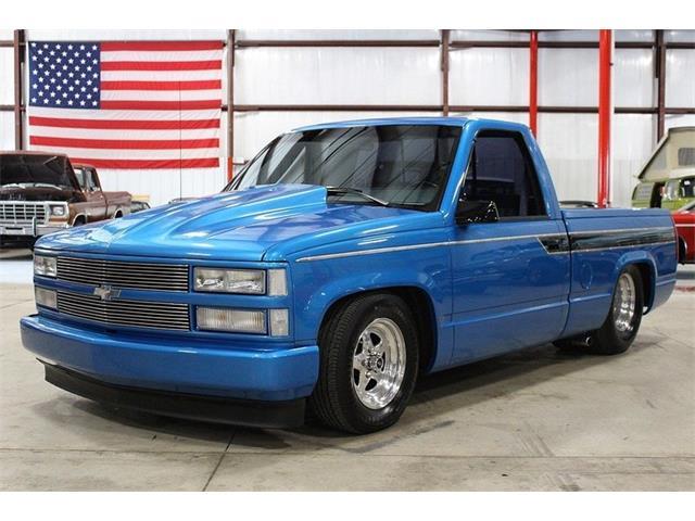 1991 Chevrolet K-10   888851