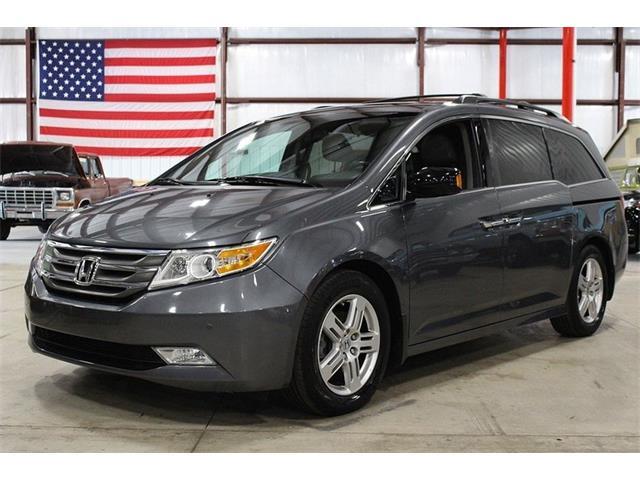 2011 Honda Odyssey | 888852