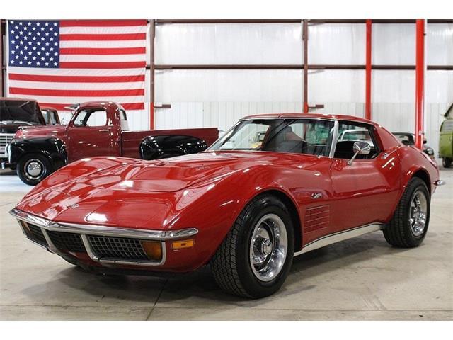 1972 Chevrolet Corvette | 888853