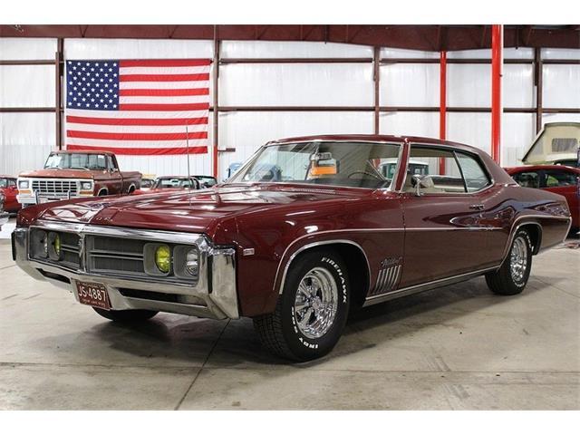 1969 Buick Wildcat   888858