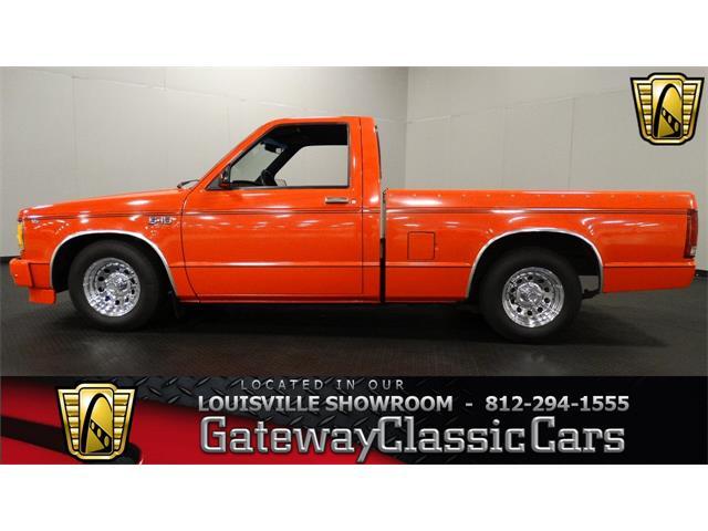 1982 Chevrolet S10   888861