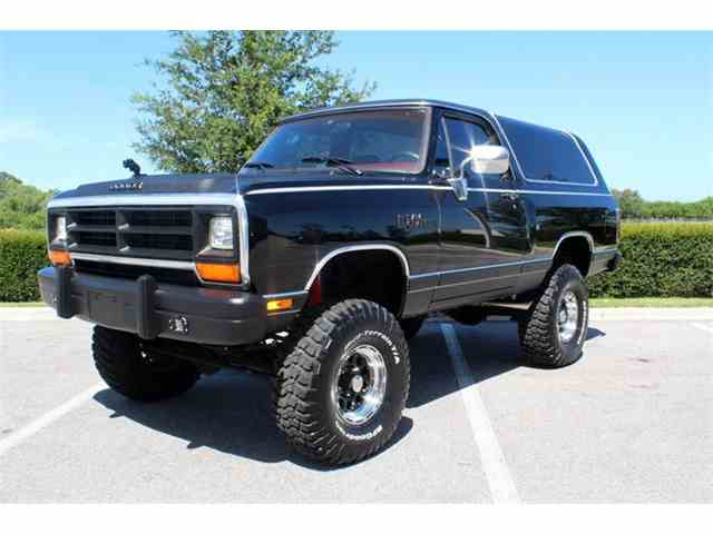 1989 Dodge Ramcharger | 888865