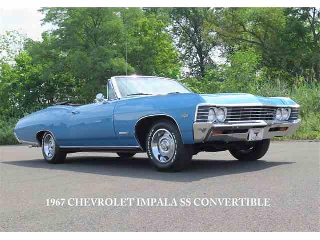 1967 Chevrolet Impala SS | 888867