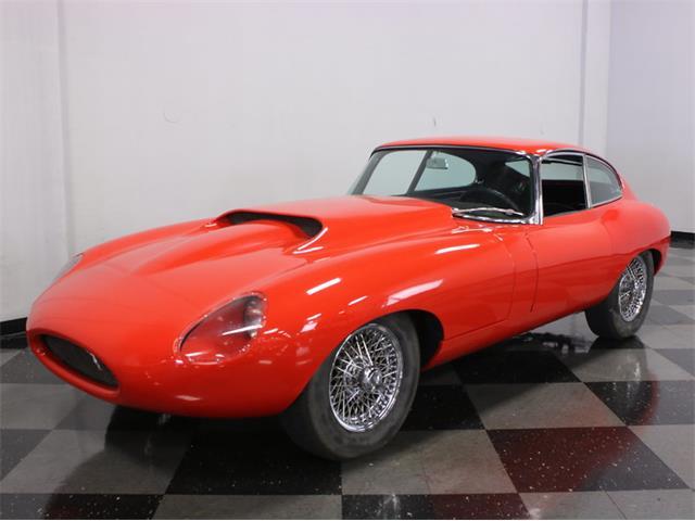 1964 Jaguar XKE | 888880
