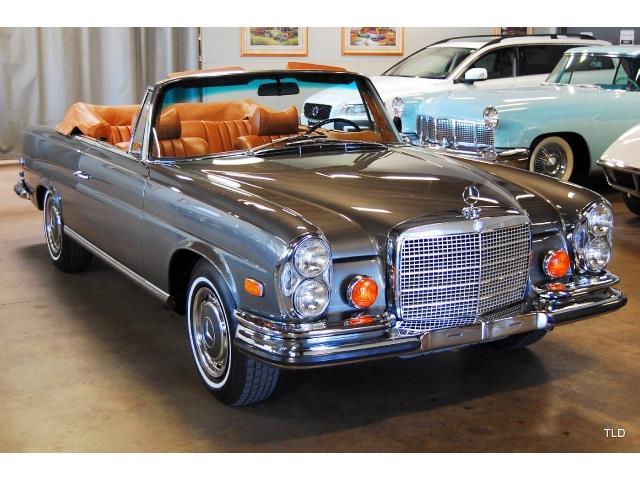 1970 Mercedes-Benz 280SE | 888882