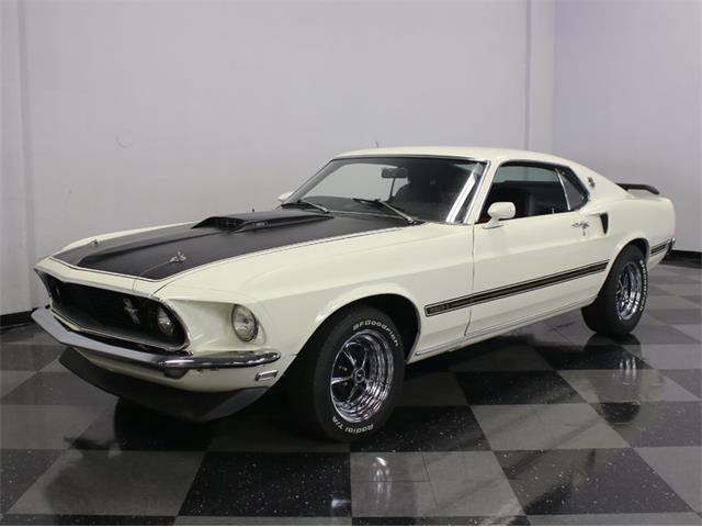 1969 Ford Mustang Mach 1 | 888883