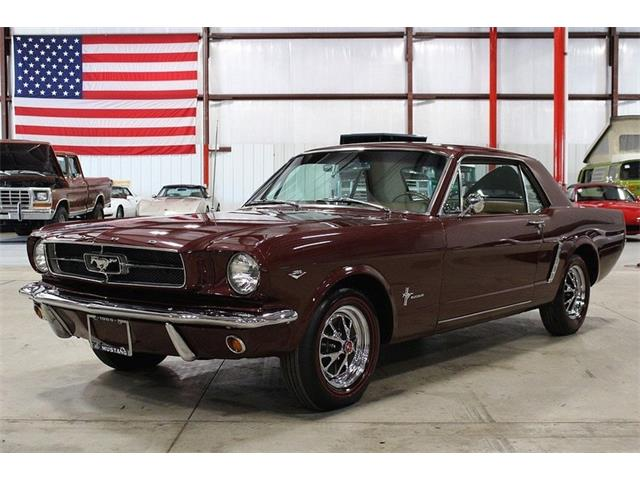 1965 Ford Mustang | 888888