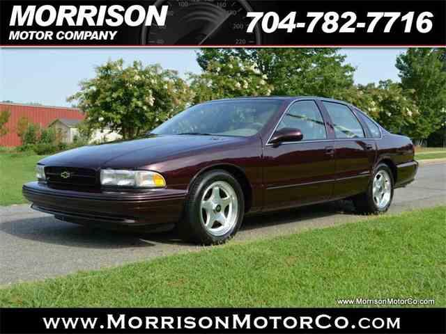 1996 Chevrolet Impala | 888889