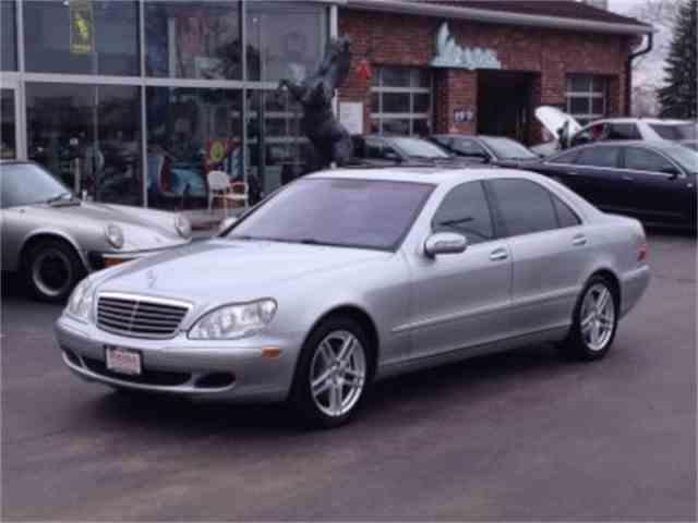2004 Mercedes-Benz S-Class AWD | 888894