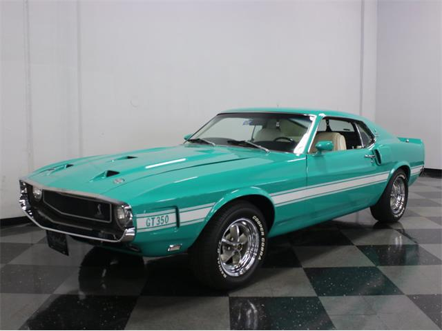 1969 Shelby GT350 | 888897