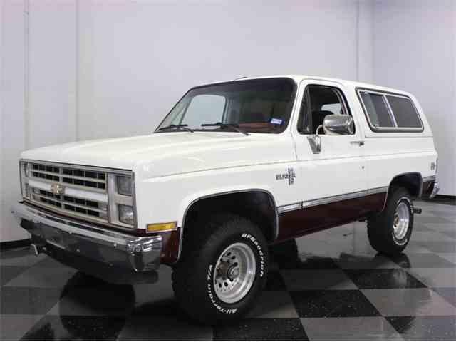 1987 Chevrolet Blazer | 888900