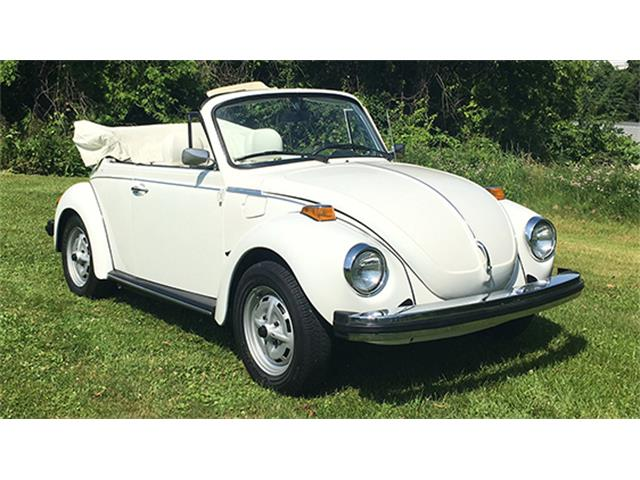 1978 Volkswagen Super Beetle Convertible | 888919