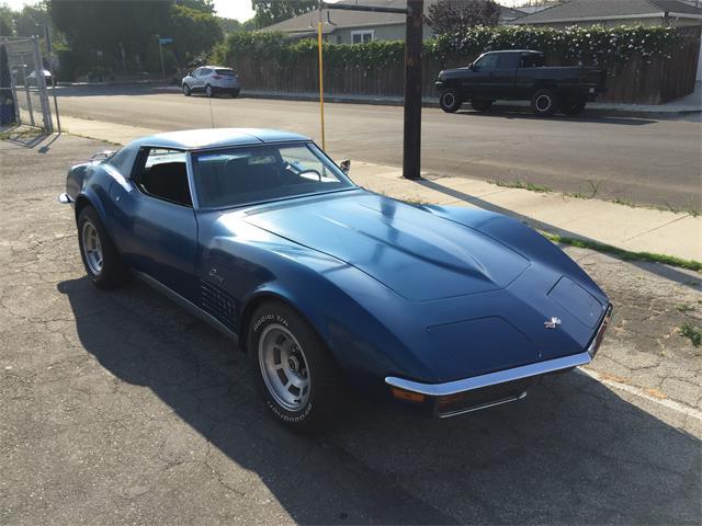 1970 Chevrolet Corvette Stingray | 880892