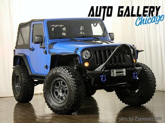 2011 Jeep Wrangler | 888926