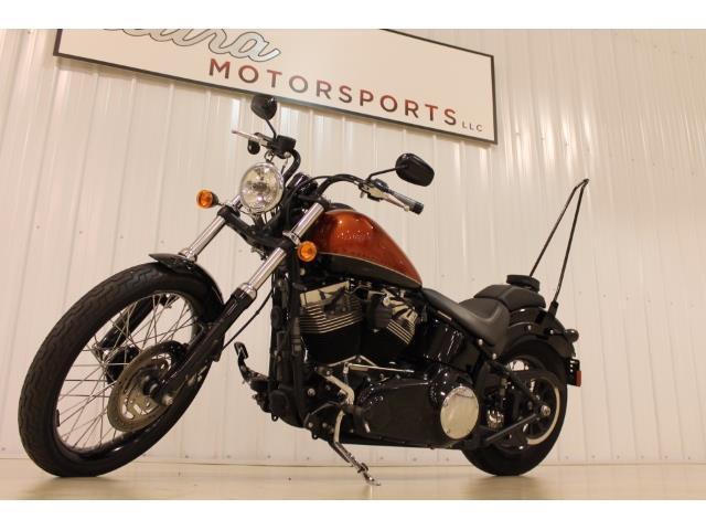 2011 Harley-Davidson SoftailBlackline | 888928