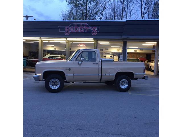 1987 Chevrolet 1/2 Ton Pickup | 888949