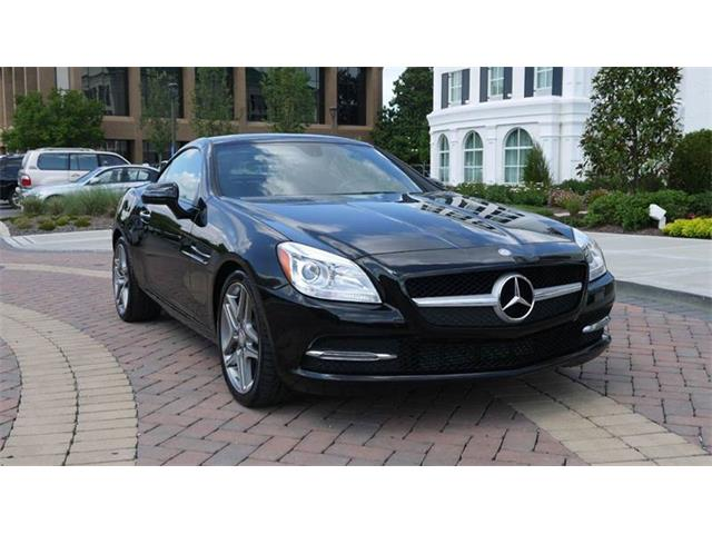 2014 Mercedes-Benz SLK-Class | 888956