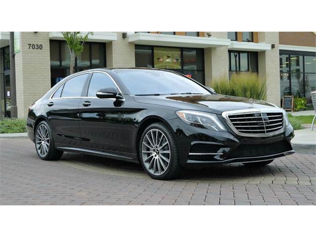 2014 Mercedes-Benz S-Class | 888957