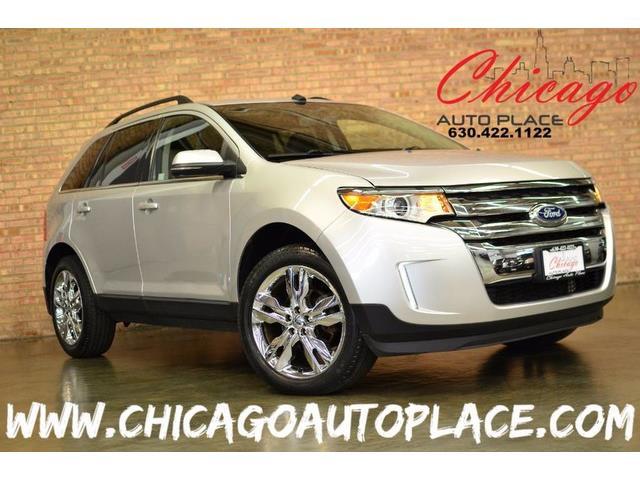 2012 Ford Edge   888969