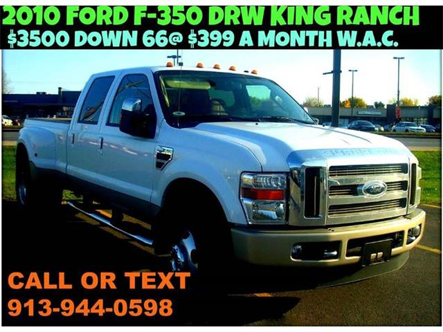 2010 Ford F350 | 888975